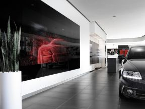 Referenzen Audi Showroom